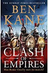 Clash of Empires: A thrilling novel about the Roman invasion of Greece Kindle Edition