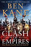Clash of Empires: A thrilling novel about the Roman invasion of Greece