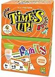 Asmodee - Jeux de Societe Time's Up Family 2 Orange, TUF2N