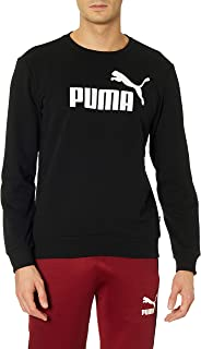 Puma Erkek Sweatshirt Ess Logo Crew Sweat TR big l