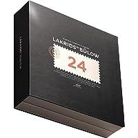 LAKRIDS BY BÜLOW - 24 - Adventskalender - 345g - Weihnachtskalender mit Dänischer Gourmet Lakritze und Schokolade in…