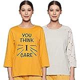 Amazon Brand - Eden & Ivy Women's Relaxed T-Shirt