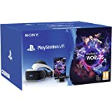 PS VR V2 + Camera + VR Worlds (Voucher) - PlayStation 4 [Bundle]