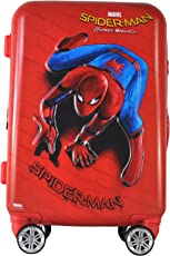 GAMME Polycarbonate 36 cms Red Children's Luggage (8906081561244)