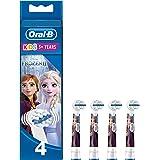 Oral-B Kids Opzetborstels Met Disney Frozen 2-figuren, 4 Stuks