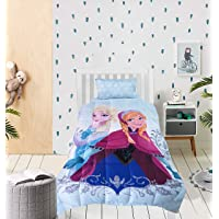 Pace Disney Frozen Ice Powers Cotton Comforter/Blanket (Standard Single/225 x 150 cm)