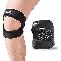 Tutore doppio per ginocchio