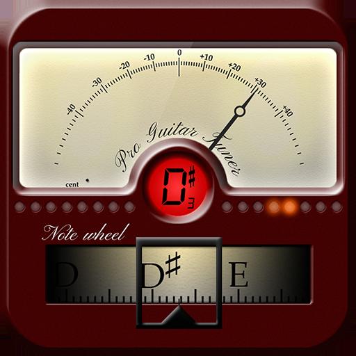 Stimmgerät - Pro Guitar