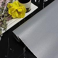 Homease Tapis de tiroir antidérapant et imperméable - Pour tiroirs, étagères, réfrigérateurs, grands formats - Peut être…