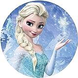 Fondant Tortenaufleger Tortenbild Geburtstag Frozen Die Eiskönigin T44