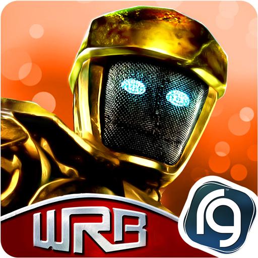 Superhelden Sturm - Real Steel World Robot