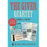 The Giver, Gathering Blue, Messenger, Son (The Giver Quartet)