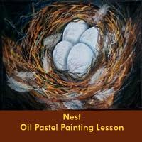 Nest Painting Lesson