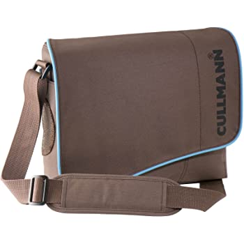 Cullmann MADRID Maxima 330, brown Messenger case Brown - camera cases (brown, Messenger case, Any brand, Brown, Nylon, 550 g, 300 x 100 x 220 mm)