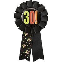 Unique Party- Spilla Coccarda 30° Compleanno, 45886