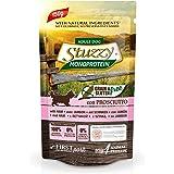 Stuzzy, Monoprotein Grain & Gluten Free, Cibo Umido per Cani Adulti al Gusto Prosciutto Preparato in Patè - Totale 1,8Kg (12