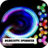 Agressive spinneer
