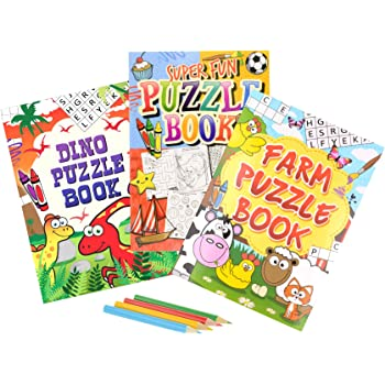 Mini books prizes for kids