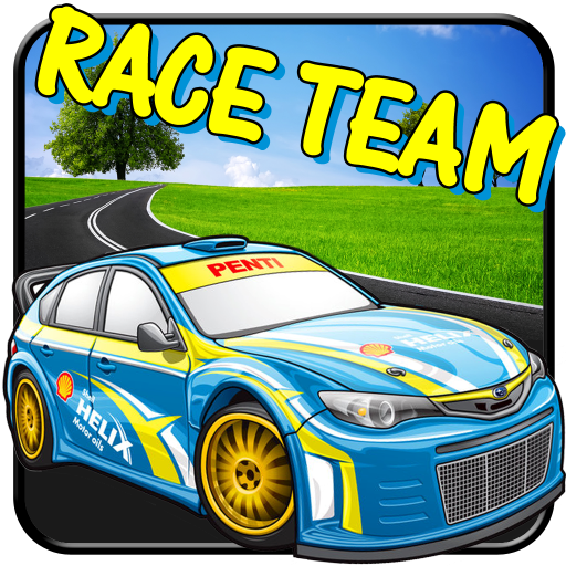 Rally Race Team Manager Pro