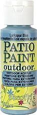 DecoArt Patio Paint, 2-Ounce, Larkspur Blue