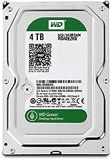 Western Digital WD40EZRX Caviar Green interne-Festplatte 4TB (8,9 cm (3,5 Zoll), 64MB Cache, SATA III)
