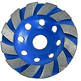 Corintian Turbo diamanthjul – 100, 115, 125 mm universellt diamanthjul för betong, sten, murverk, marmor, granit – diamantsli