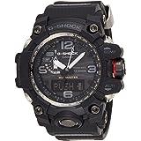 CASIO G-Shock Resin Band Digital Watch For Men - Black