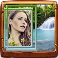Natur-Foto-Rahmen
