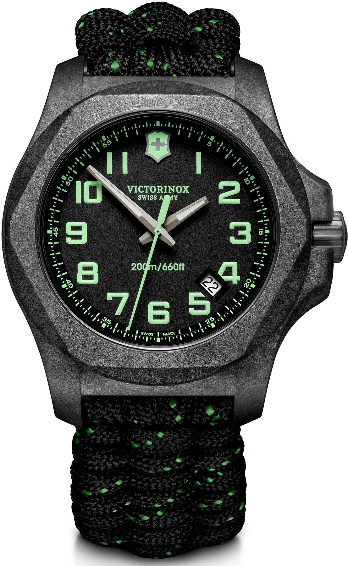 Victorinox I.N.O.X. Carbon Quartz Watch Carbon