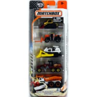 Matchbox, 2016 Construction Zone 5 Pack