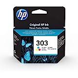 Encre HP T6N01AE No 303 TRICOLOR C/M/Y