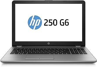 HP 250 G6 4LS64ES (15,6 Zoll Full-HD) Notebook (Intel Core i5-7200u, 128GB SSD, 1TB HDD, 8GB RAM, Intel HD Graphics 620, DVD Writer, Win 10 Home) Silber