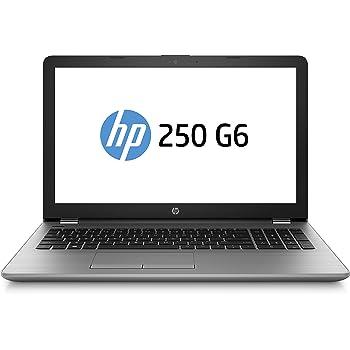 HP 250 G6 4LT21ES 39,6 cm (15,6 Zoll Full-HD) Notebook (Intel Core i5-7200u, 8GB RAM, 256GB SSD, AMD Radeon 520 2GB, DVD Writer, DOS 2.0) silber