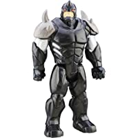 Spiderman Ultimate Spider-Man vs. The Sinister Titan Hero Series Marvel's Rhino with Gear (Multicolour)