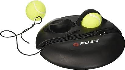 Pure2Improve Unisex Trainer Tennis, Schwarz, 1