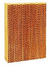 LILYCOOL Evaporative Cool Pad for Cooler (Brown)