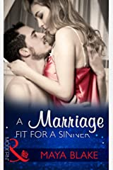 A Marriage Fit For A Sinner (Mills & Boon Modern) (Seven Sexy Sins, Book 6) Kindle Edition
