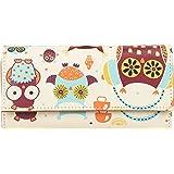 ShopMantra Multicolored Pu Leather Women's Wallet (LW00000152)