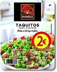 Navidul Jamon Taquitos, 120g