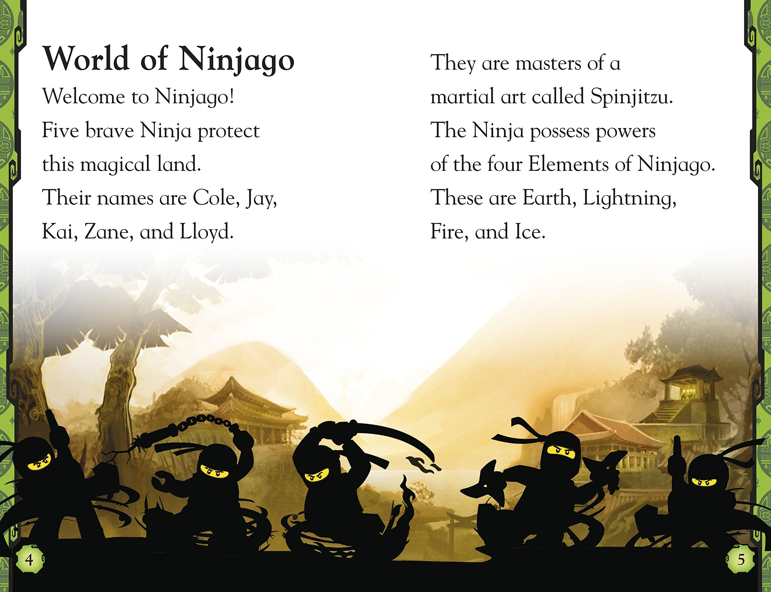 Ninja, Go! 3 spesavip