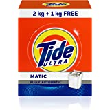 Tide Ultra Matic Detergent Washing Powder - 2 kg + 1 kg Free = 3 kg