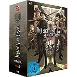 Attack on Titan - Staffel 3 - Vol.1 - [DVD] mit Sammelschuber [Limited Edition]