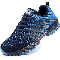 Azooken Herren Damen Sportschuhe Laufschuhe Turnschuhe Sneakers Leichte Fitness Mesh Air Sneaker Straßenlaufschuhe…