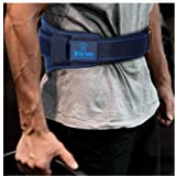 Xtrim Dura Belt-6 Inch Wide-Double Thick-Gym Fitness Weightlifting Belt-Heavy Duty Core-Washable-Stabilizing Thrusters Back S