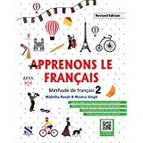 Apprenons Le Francais French Textbook 02: Educational Book'