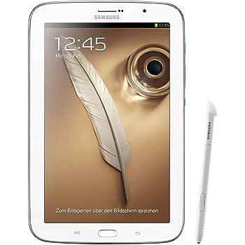 Samsung Galaxy Note 8.0 8-inch Tablet (White) - (ARM Cortex A9 1.6GHz Processor, 2GB RAM, 16GB Storage, Wi-Fi, 2x Camera, Android 4.1.2)