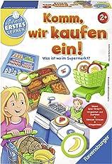 Ravensburger Spiele 24721 - Spielend Erstes Lernen: Komm, Wir kaufen Ein