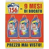 Omino Bianco Lessive liquide Color+, spécifique pour les vêtements colorés, technologie Sauve les couleurs et capture le gris