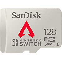 SanDisk microSDXC UHS-I Speicherkarte Apex Legends für Nintendo Switch 128 GB (V30, U3, C10, A1, 100 MB/s Übertragung…