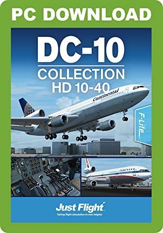 DC-10 Collection HD 10-40 [PC Download]